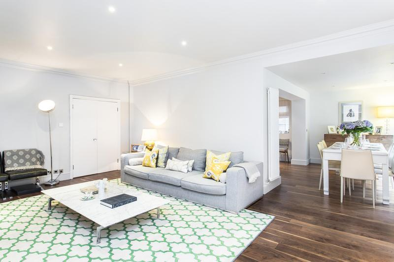 Bassett Road VIII - Image 1 - London - rentals