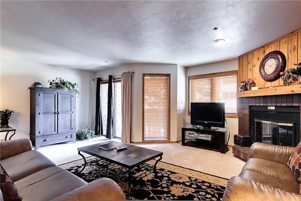 Cimarron #109B - Image 1 - Breckenridge - rentals