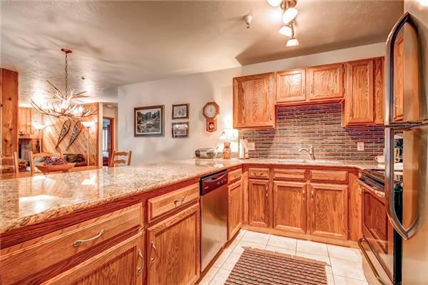 Cimarron #209 - Image 1 - Breckenridge - rentals
