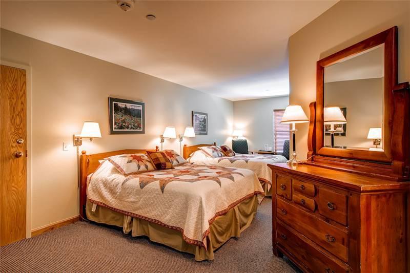 River Mountain Lodge #E216B - Image 1 - Breckenridge - rentals