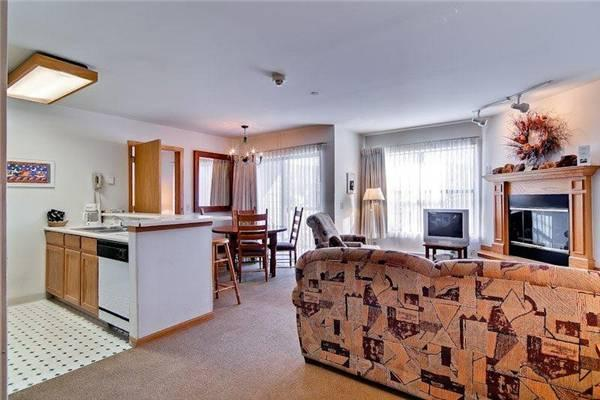 River Mountain Lodge #E227F - Image 1 - Breckenridge - rentals