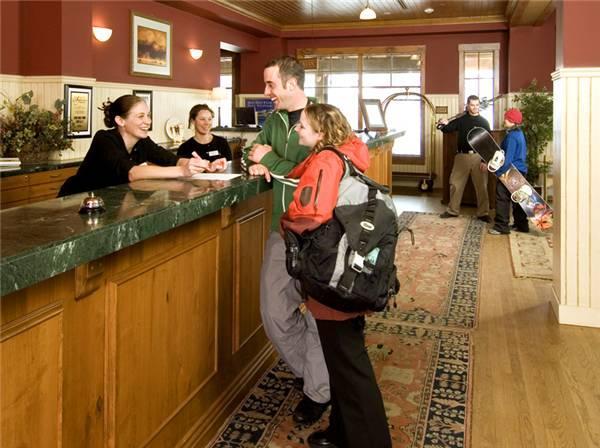 HYATT MAIN ST. STATION #4210 - Image 1 - Breckenridge - rentals