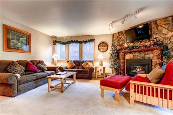 Park Place #C201 - Image 1 - Breckenridge - rentals
