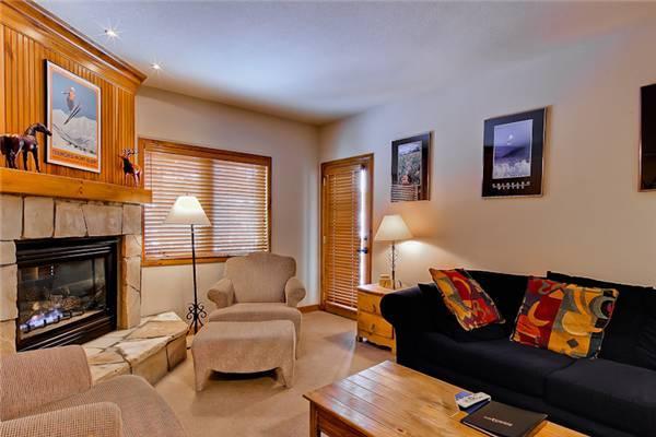 Riverbend Lodge #118 - Image 1 - Breckenridge - rentals