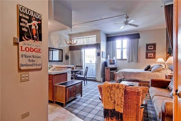 River Mountain Lodge #E103 - Image 1 - Breckenridge - rentals