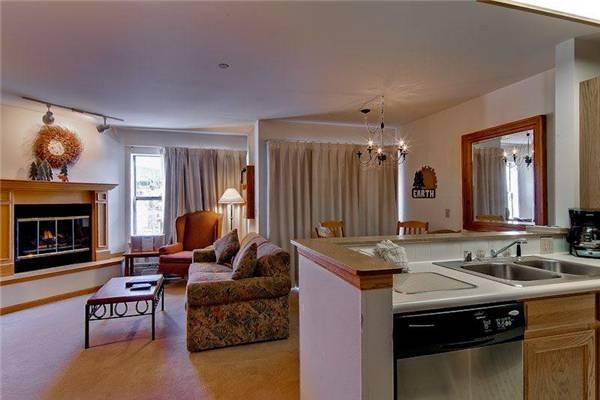 River Mountain Lodge #E222 - Image 1 - Breckenridge - rentals