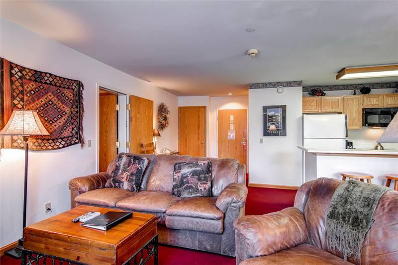River Mountain Lodge #E225 - Image 1 - Breckenridge - rentals
