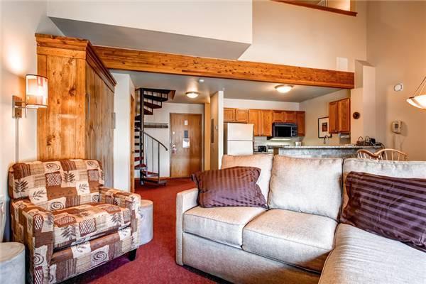 River Mountain Lodge #E304 - Image 1 - Breckenridge - rentals