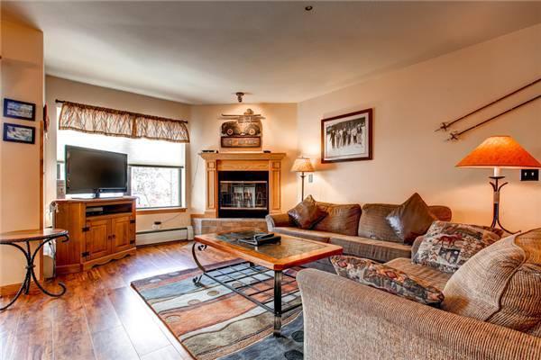 River Mountain Lodge #E323 - Image 1 - Breckenridge - rentals