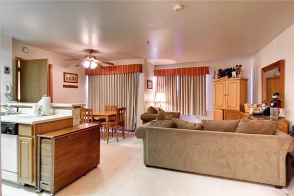 River Mountain Lodge #W103 - Image 1 - Breckenridge - rentals