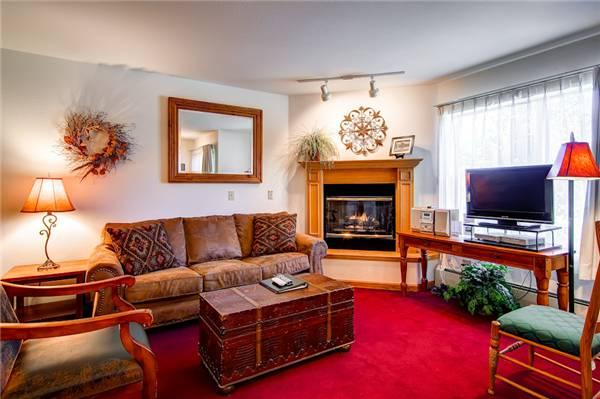 River Mountain Lodge  #W218 - Image 1 - Breckenridge - rentals