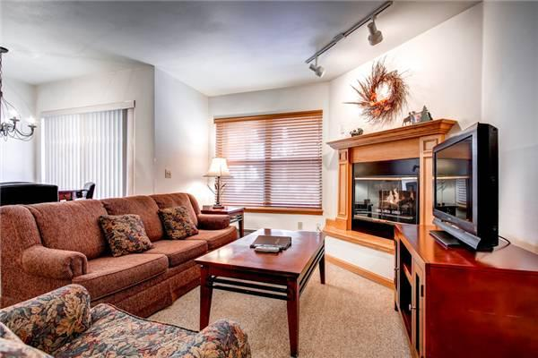 River Mountain Lodge #W224 - Image 1 - Breckenridge - rentals