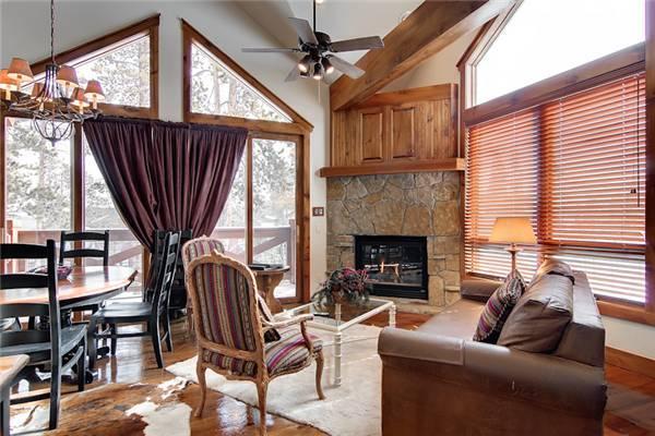 Saddlewood Iliff #62 - Image 1 - Breckenridge - rentals
