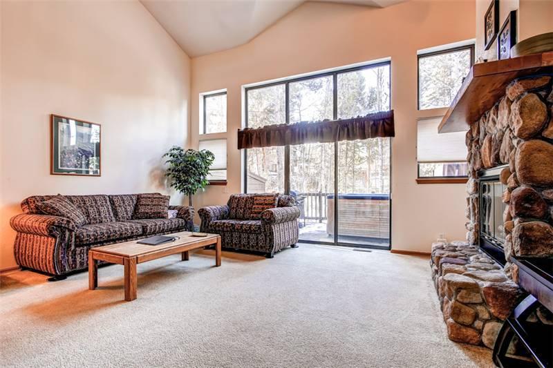 Village Point #305 - Image 1 - Breckenridge - rentals