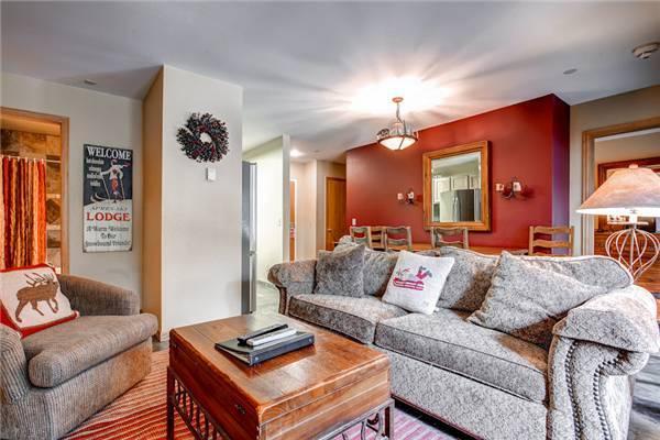River Mountain Lodge #W105H - Image 1 - Breckenridge - rentals