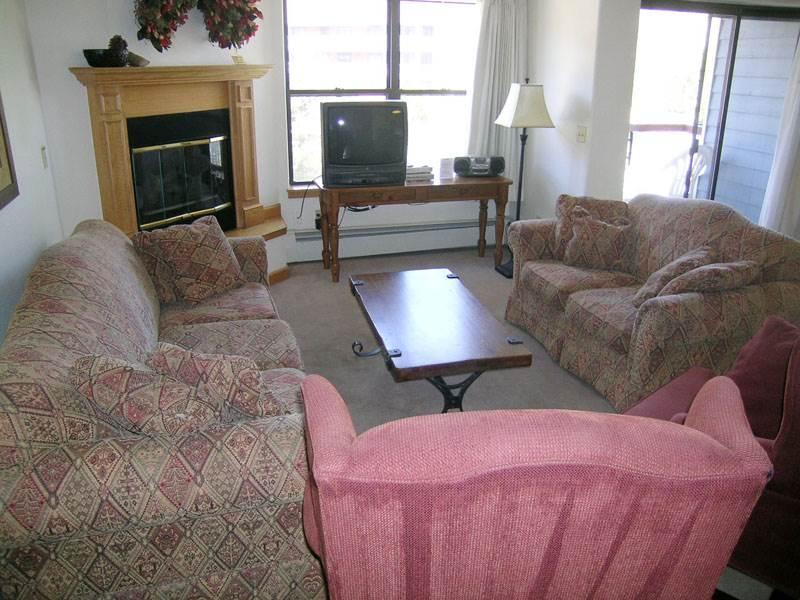 River Mountain Lodge #W312L - Image 1 - Breckenridge - rentals