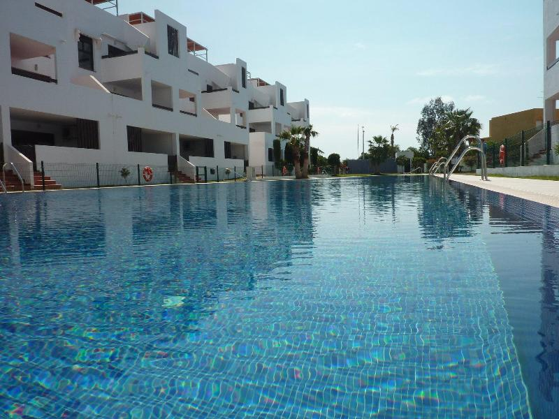 2 bedroom apartment 150 meters from the beach (Playazo de Vera) - Image 1 - Andalusia - rentals