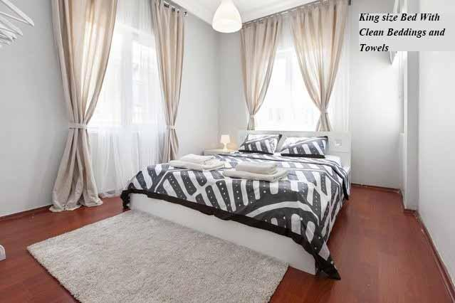 New & stylish apartment in the center-Taksim - Image 1 - Istanbul - rentals