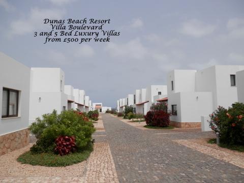 Dunas Beach Villa Boulevard - 3 Bed Private Villas - Your Space Your Freedom - Santa Maria - rentals