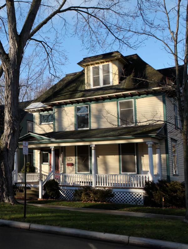 The Wadsworth House 2012 - The Wadsworth House - Traverse City - rentals