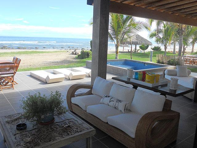 Terrace View - Villa Shangri-La - Punta Sal - rentals