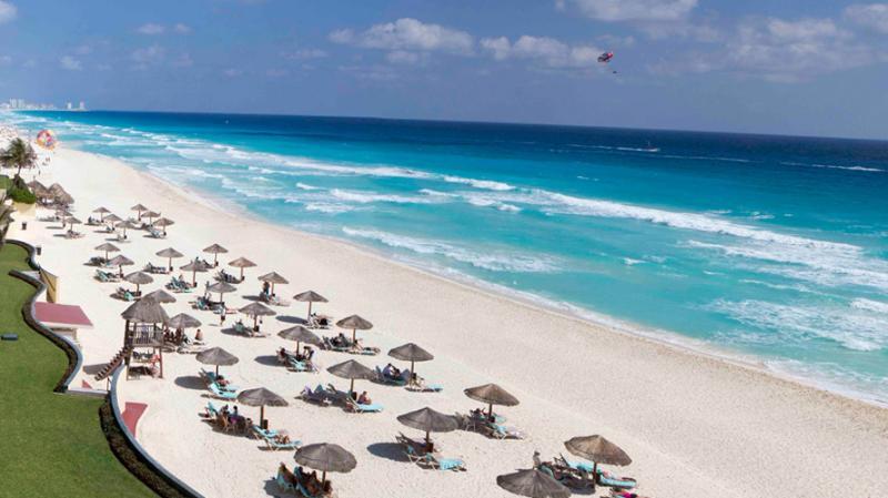 Beach - Christmas '2013' in Cancun - Woodston - rentals