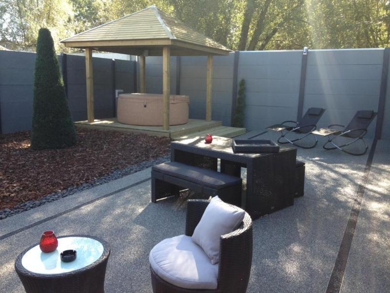 Espace extérieur - Magnifique loft pour s'évader à deux dans un espace luxueux à souhait.... - Welkenraedt - rentals