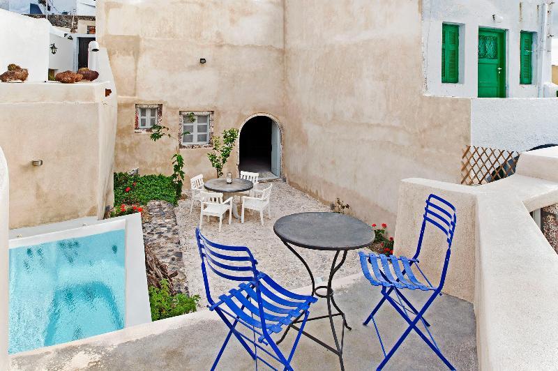 Pýrgos Old Winery Villa - Image 1 - Santorini - rentals