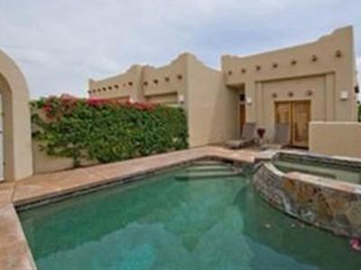 Gated private Pool with Spa and Patio - 5 Star Gated 'Santa Fe Villa' Pool/Spa + Netflix!! - La Quinta - rentals