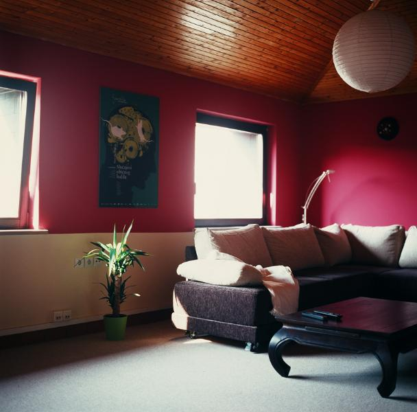 living room - Wonderfully located modern apartment in a private house - Zagreb - rentals