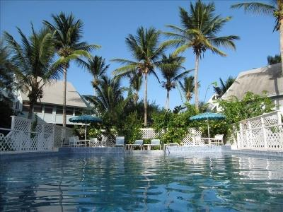 We are a poolside unit. - Our Home Away from Home - Saint Kitts - rentals