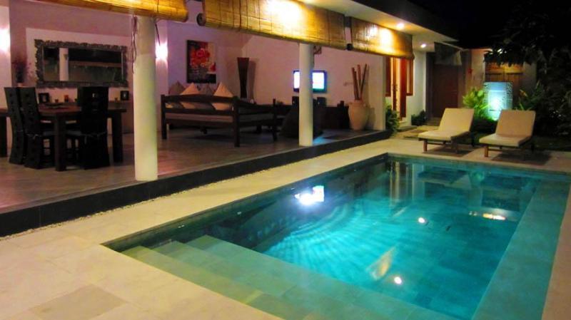 View from the bedroom 1 - VILLA MOCA - Bali - rentals