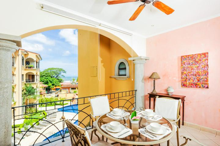 Fabulous 3BD oceanview condo steps from the beach! - Image 1 - Tamarindo - rentals