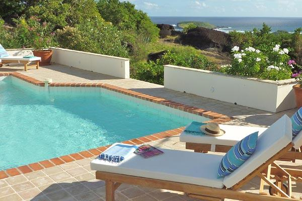 Private villa with comfortable and harmonious colors WV VEL - Image 1 - Camaruche - rentals