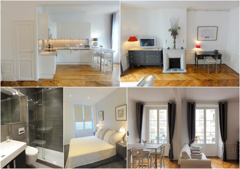 VERSAILLES REGENCE: Charming Apartment in the Historical District Near the Palace and the market - Image 1 - Versailles - rentals
