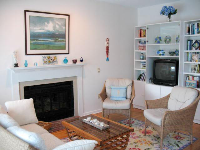 Living Area - BAYSIDE Ocean Edge with Central A/C, Beach, Pool & Tennis - BP0525 - Brewster - rentals