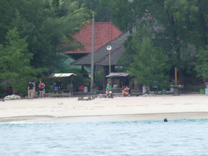 Gili Meno Beach - Kontiki Cottage - Lombok - rentals
