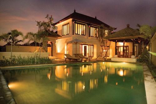 Villa at night - OCEAN HEIGHTS VILLA - Bali - rentals