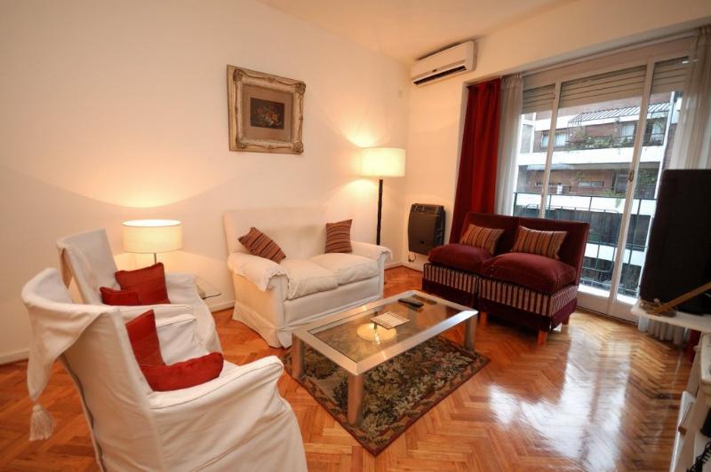 Gran Departamento in Recoleta 3BED 2BAT, 5 Guests - Image 1 - Buenos Aires - rentals