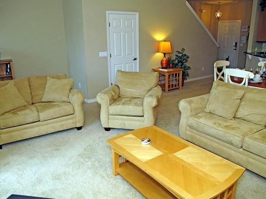 Beautiful 3 Bedroom Lakefront Condo in Oakwater. 2733OD - Image 1 - Orlando - rentals
