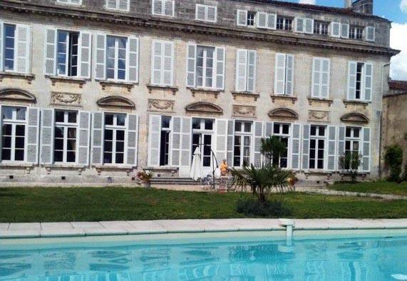 Chateau le Saulnier - Chambres D'hotes le Saulnier: Josephine - Cognac - rentals