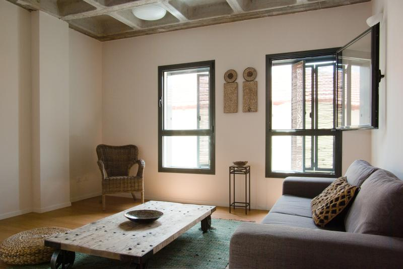 Luxury 5  * home from home best location NeveZedek - Image 1 - Tel Aviv - rentals