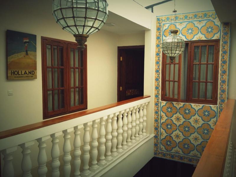 the upstairs, 4 bedrooms - Ciwulan36 B&B - Bandung - rentals