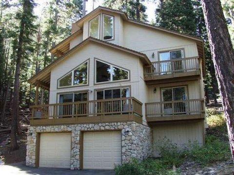 Fallen Leaf Lake Luxury Home ~ RA1411 - Image 1 - South Lake Tahoe - rentals