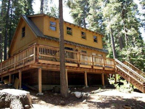Fallen Leaf Lake Rustic Cabin ~ RA1407 - Image 1 - South Lake Tahoe - rentals