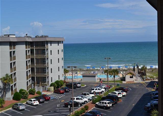 Myrtle Beach Resort 527B | Charming Condo with Full Kitchen & Indoor pool - Image 1 - Myrtle Beach - rentals