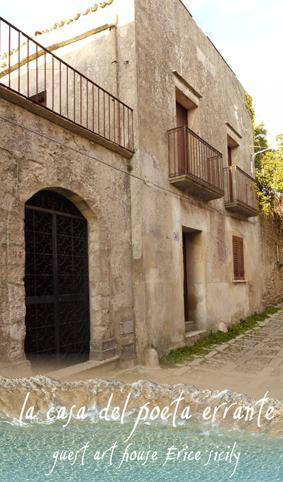 La Casa del Poeta Errante - Erice Holiday guest art house, Il Poeta Errante - Erice - rentals