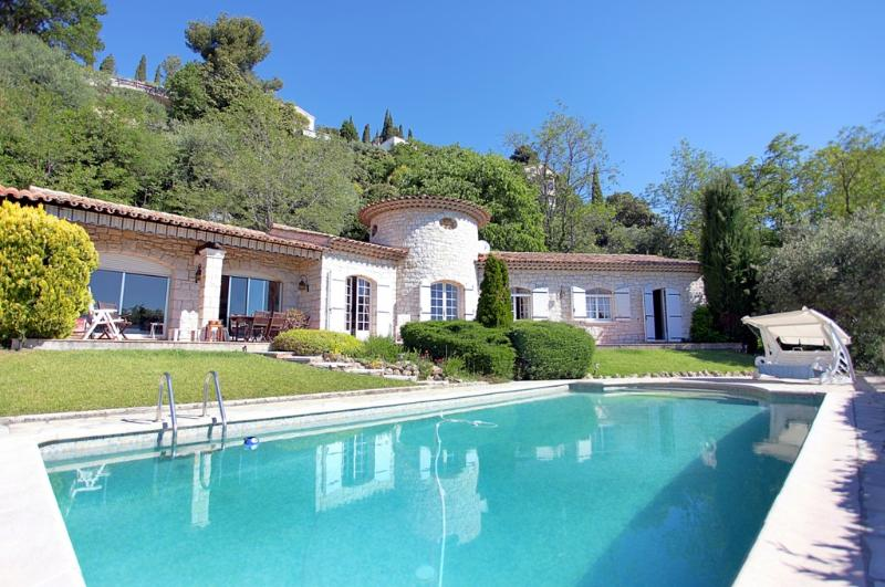 3 bedroom SEA VIEW villa with swimming pool - Image 1 - Nice - rentals