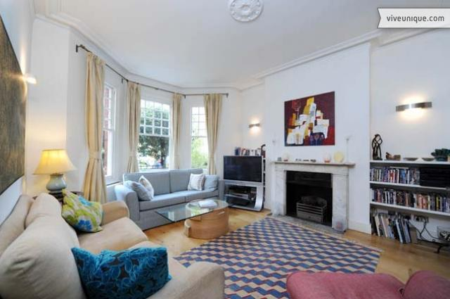 4 bed townhouse with garden, Battersea Park, few mins to Chelsea - Image 1 - London - rentals