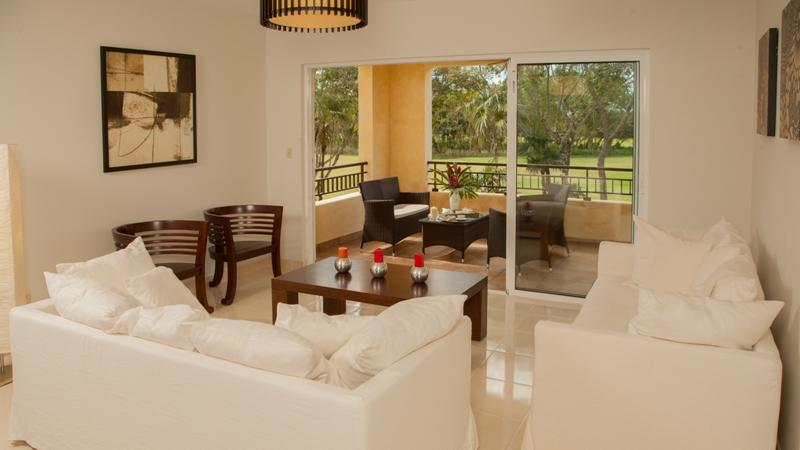 Luxury 3 bedrooms golf condo at Gary Player course - Image 1 - Juan Dolio - rentals